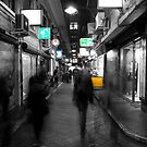 Degraves St Bustle by Chris Putnam