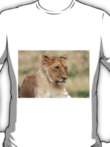 Lioness - Masai Mara - Kenya T-Shirt