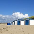 Texel - beach life by Chris Charlesworth