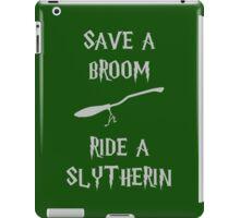 Harry Potter Ride a Slytherin iPad Case/Skin