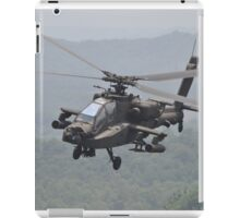Apache Coming in for the Attack iPad Case/Skin