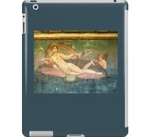 Naked Woman, Venus on Clamshell, Fresco, Pompeii iPad Case/Skin