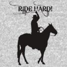 Ride Hard by Leah Highland