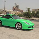 green car .. not my car :P by Areej27Jaafar