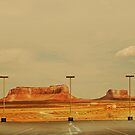 Monumental carpark by Paul Vanzella