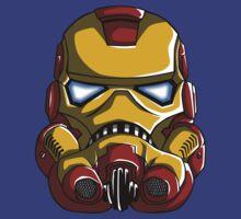 Iron Trooper by Beardart