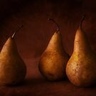 Golden Pears by AnnieD