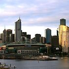 Melbourne Docklands by seguel