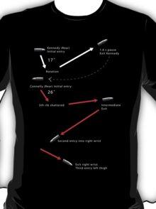 JFK - Magic Bullet Theory T-Shirt