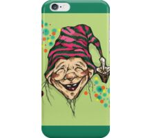 Lucky elf iPhone Case/Skin