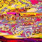 Tuk Tuk Candy by Stephen Permezel