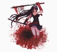 Akame Akame Ga Kill by Cifer69