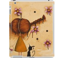 Painting Flowers iPad Case/Skin
