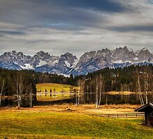 Mountain View, Austria by focusonphotos