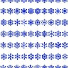 Winter Snowflakes by WalnutHill
