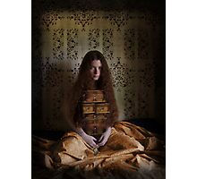 The lost key Photographic Print