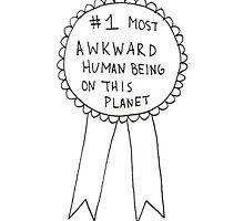 Awkward Human Being #1 by josecloud
