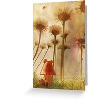 Fly Away Home Greeting Card