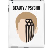 BEAUTY / PSYCHO iPad Case/Skin