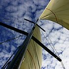 Sailing the Sky by LAmBChOp
