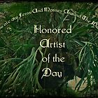 NOT FOR SALE - Honored Artist of the Day Banner - Ferns and Mosses Around the World by MotherNature