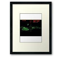 Battlezone 1981 Framed Print