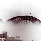 Sydney Harbour Bridge by Amagoia  Akarregi