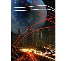 New Peshawar Prime in the Miranzai Constellation Photographic Print