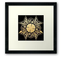 Puzzle Box  Framed Print