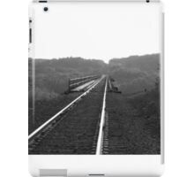 Lonely Train Bridge iPad Case/Skin