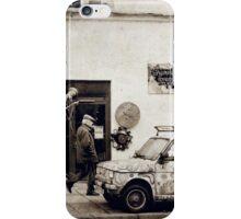 Street in Cracow iPhone Case/Skin