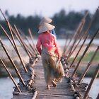 The Hoi An Bridge Walk by wellman