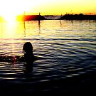 Evening calm by capizzi
