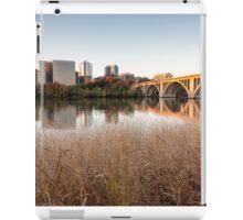 Arlington Virginia Key Bridge Potomac River iPad Case/Skin