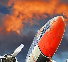 Retired C-47 by Ron Day