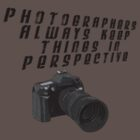 Photographers In Perspective by cogtees