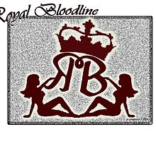 Royal Bloodline Logo by CREATiVEBRiLLiANCE