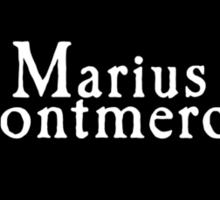 Les Miserables - Marius Pontmercy Sticker