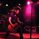 Jet UK Subs Guitar Player by qshaq