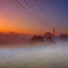 Misty Sunrise by Maggiebee