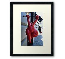 Art and Life Framed Print