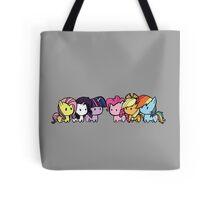 Pony Group Tote Bag