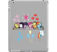 Pony Group iPad Case/Skin