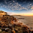 Bondi Sunrise by Christopher Chan