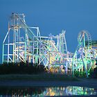 Coaster by the Sea by phlgrl33