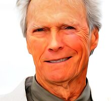 Clint Eastwood 01 by tarexayed