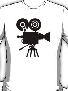 Film movie camera T-Shirt