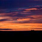 Prairie Sunset #1 by Keith McHugh