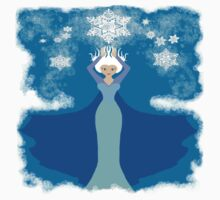 Snow Queen Kids Clothes