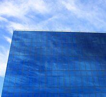 as blue as my blue sky by Juilee  Pryor